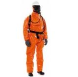 德尔格 CPS 5800 气密型化学防护服